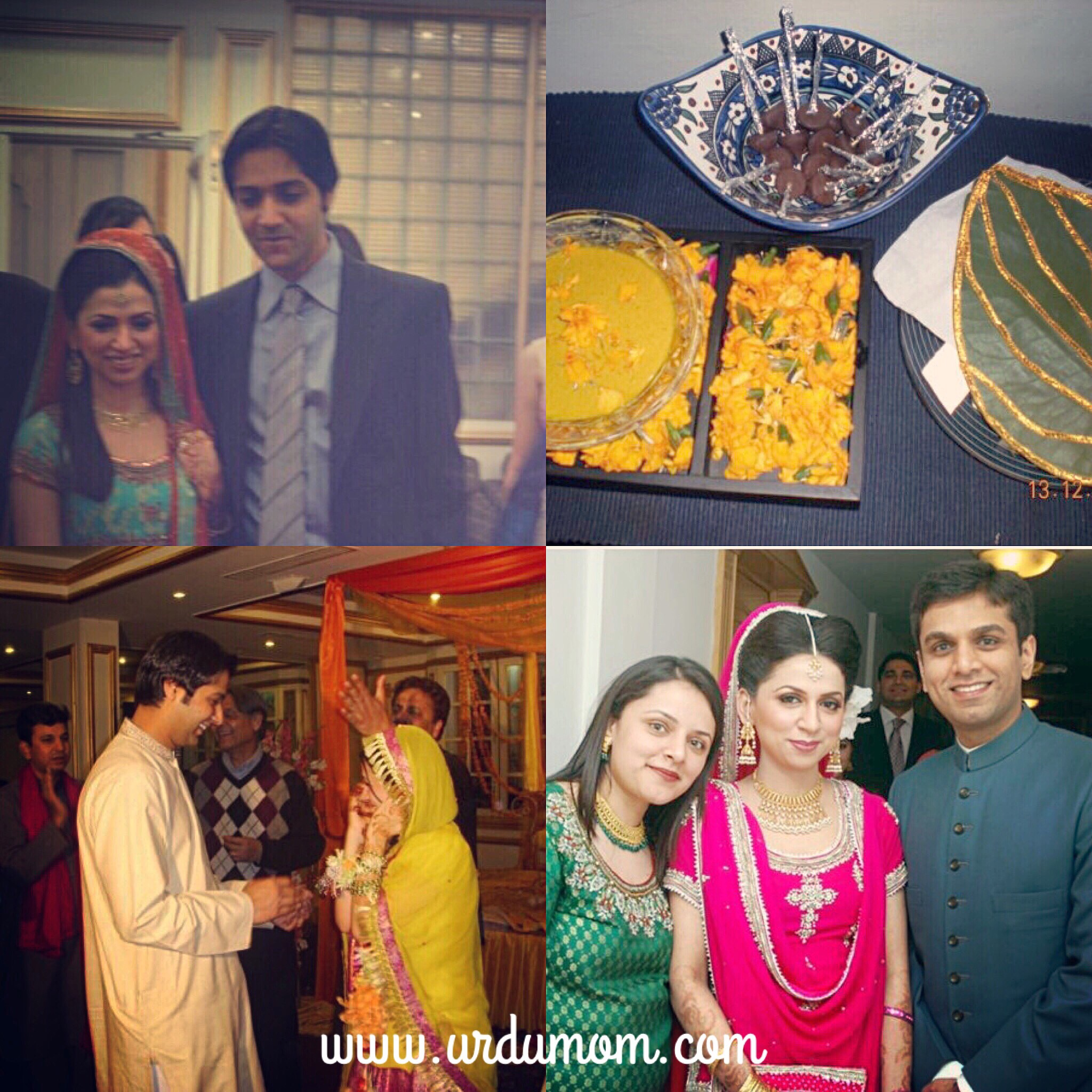 My pakistani wedding