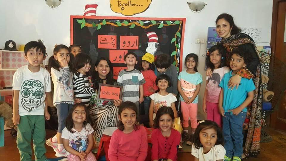 Urdu Story Time at Annie's ELC