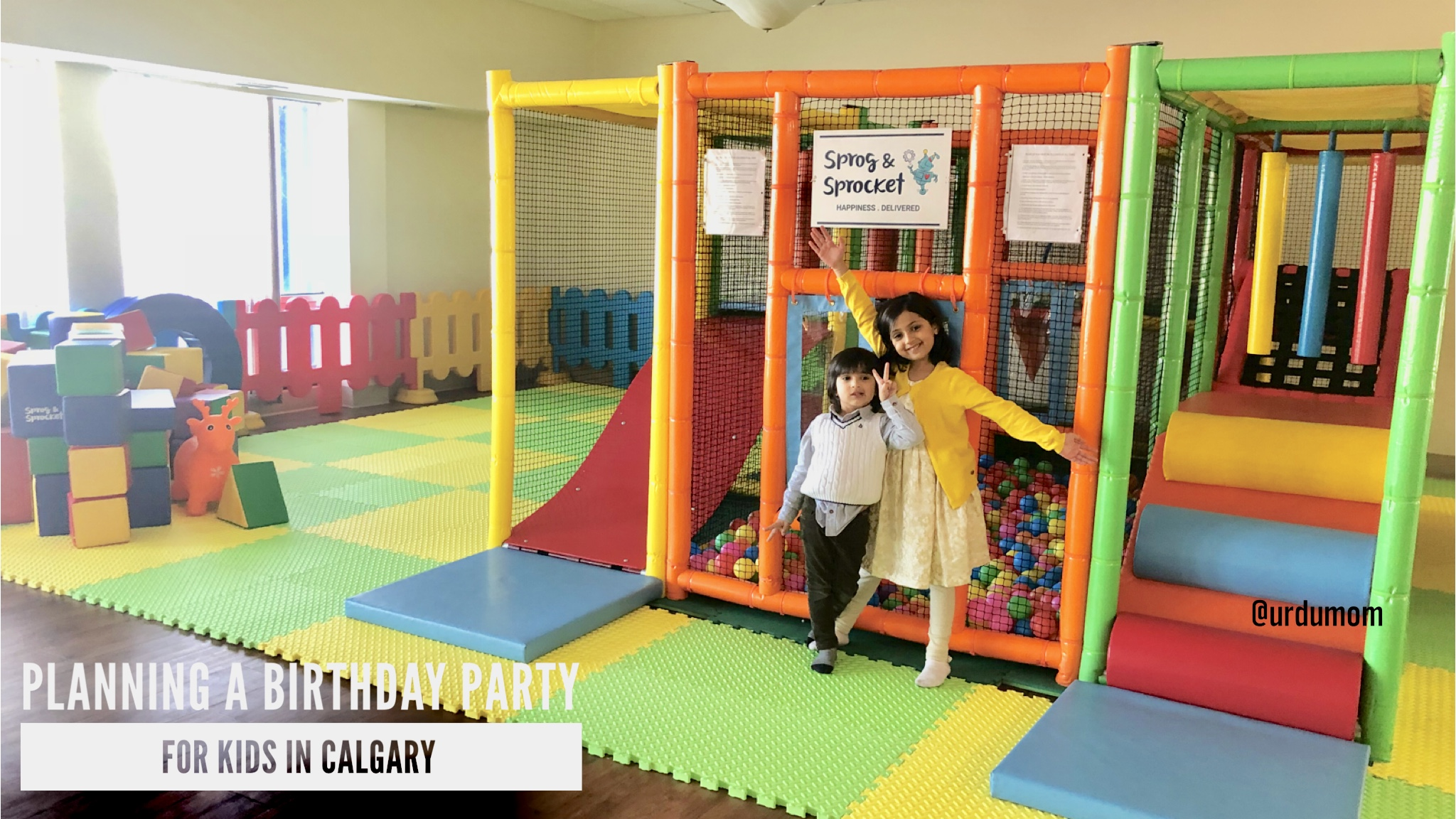 birthday party for kids in calgary
