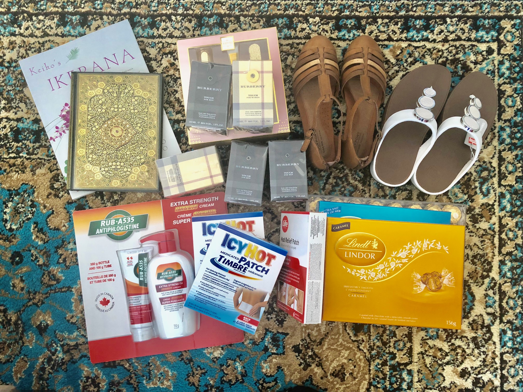 Gifts to take to Pakistan