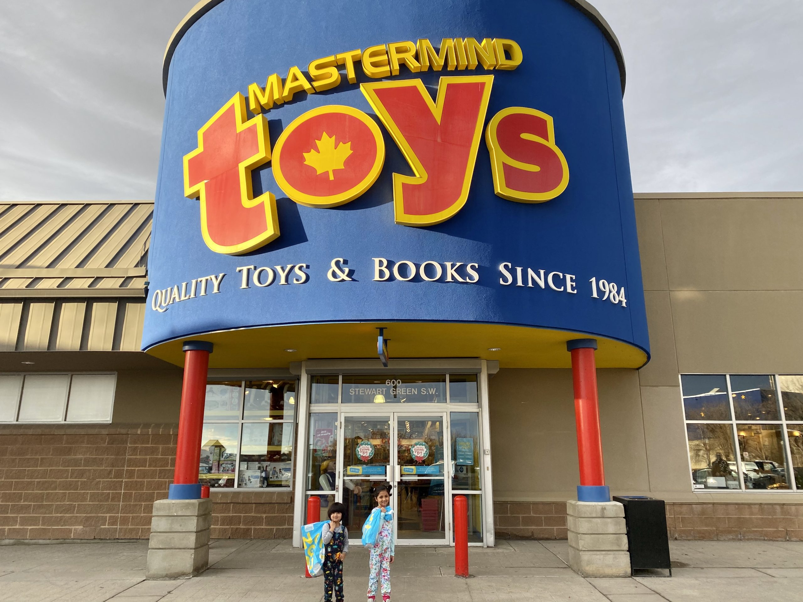 how to have a successful trip to the toystore