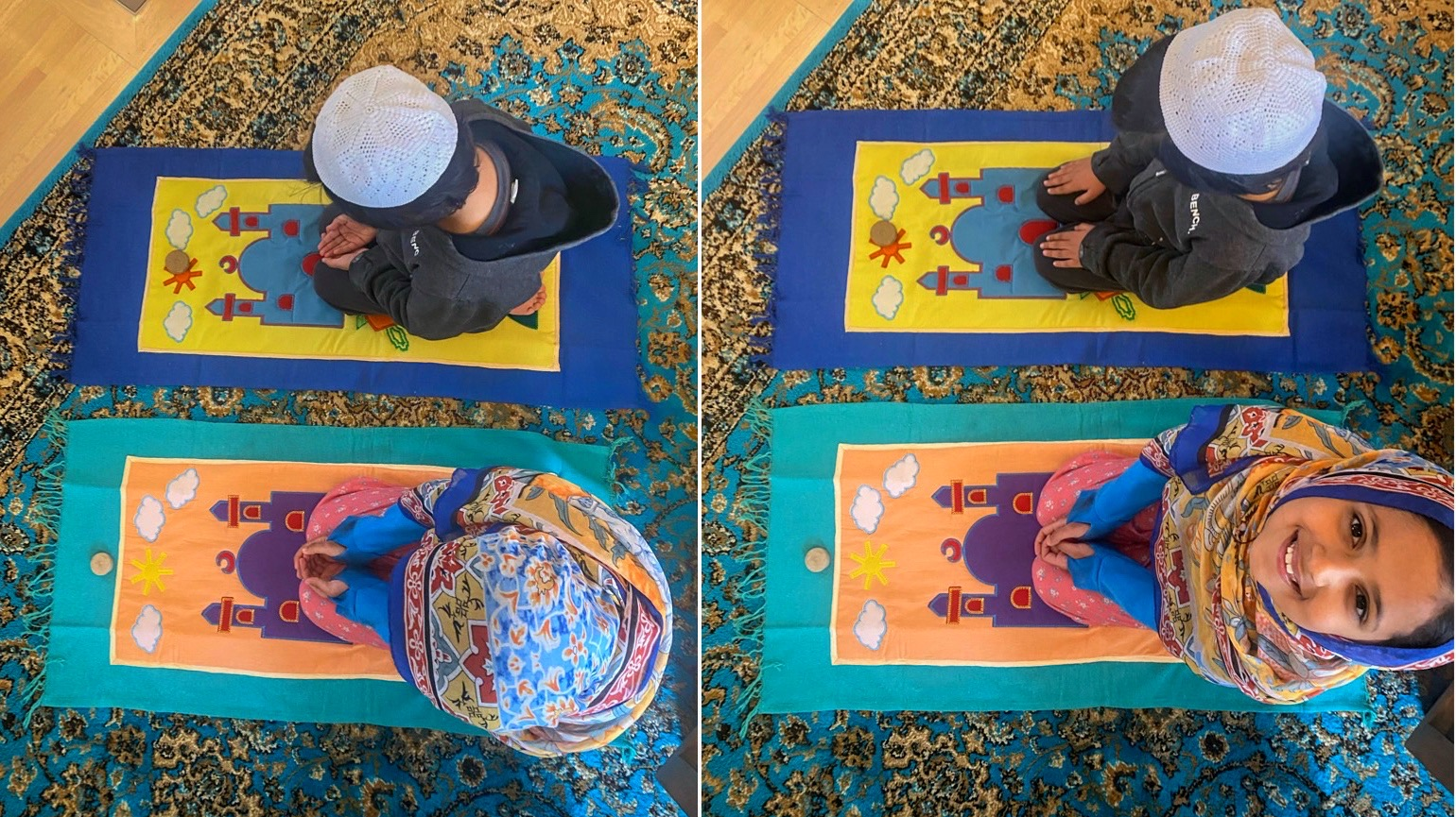 How to get kids interested in Daily Prayers
