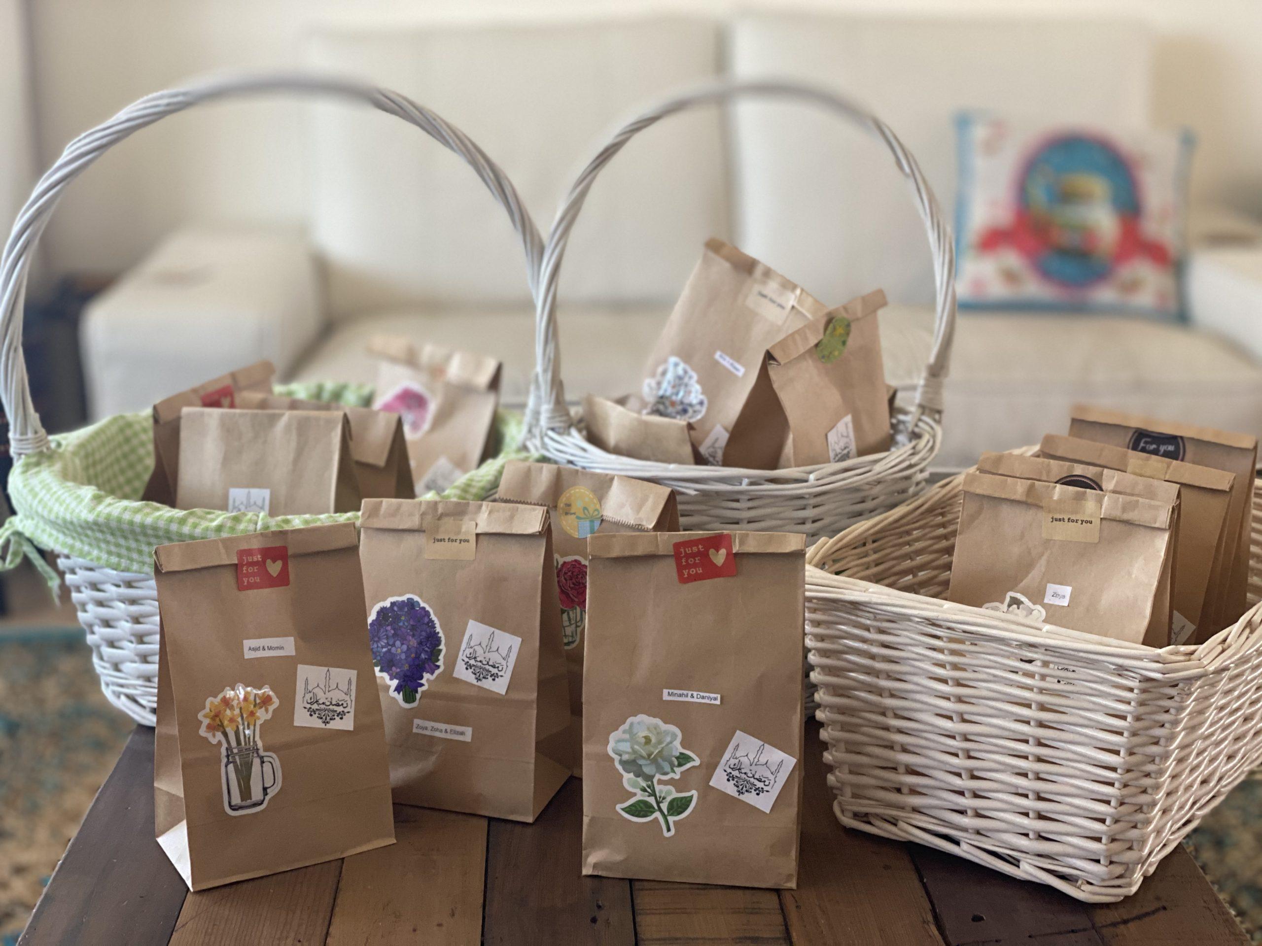 Ramadan treat bags