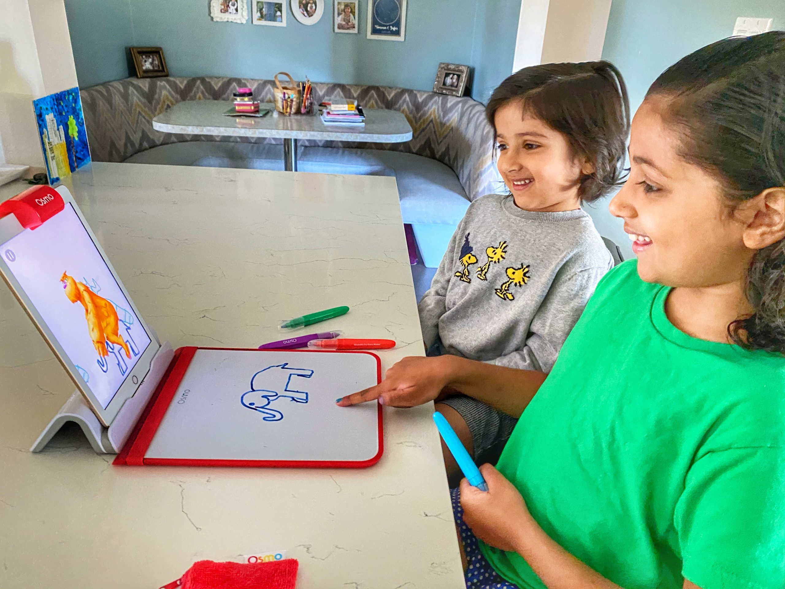 healthy screen time with osmo