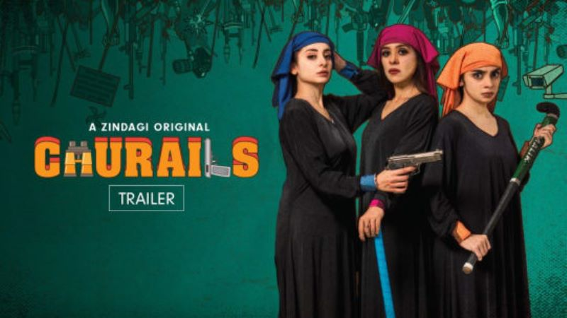 review of Churails on Zee5
